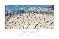 Broken print
