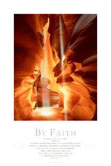 By Faith print