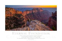 Eternal Foundation print