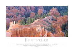 Footstool print