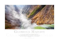 Glorious Majesty print