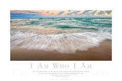 I Am Who I Am print