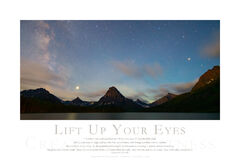 Lift Up Your Eyes print