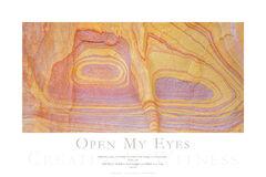 Open My Eyes print