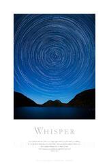 Small Whisper print