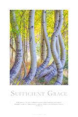 Sufficient Grace print