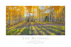 The Blessing print