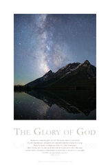 The Glory of God print
