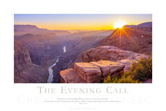 The Evening Call print