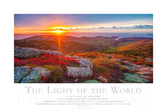 The Light of the World print