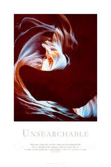 Unsearchable print