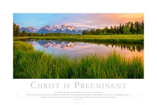 Christ is Preeminent