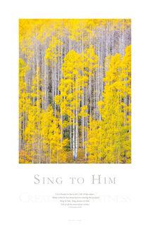 Sing to Him