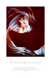 Antelope Canyon, Unsearchable